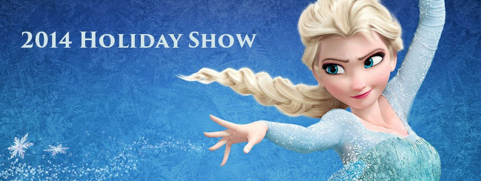 2014 holiday dance show by kathys dancenter featuring finale from frozen the movie