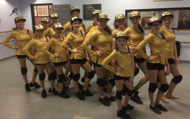 KDC Dance Company Dazzles